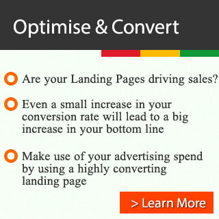 Website sales optimisation